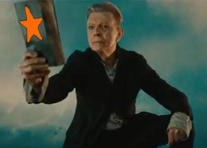 David Bowie rates a YTMND