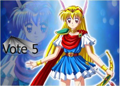 Magical Princess HOLY UP!!!!