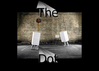 "A Pong fanfiction reading of ""The Dot"""
