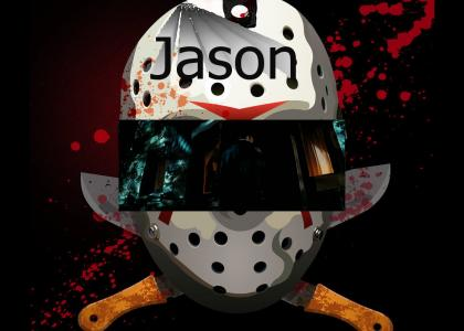 Jason Voorhees the Badass of Horror