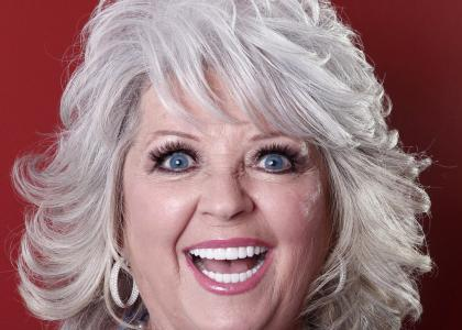 Paula Deen Stares Into Your Soul