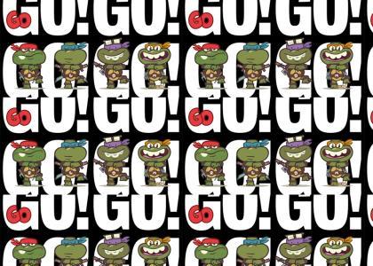 Go Ninja Go Ninjago