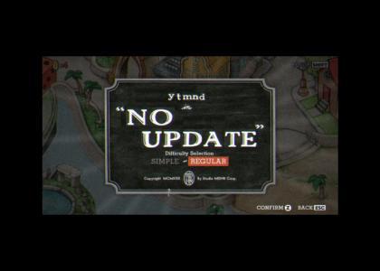 Max in No Update