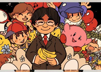 RIP Saturo Iwata