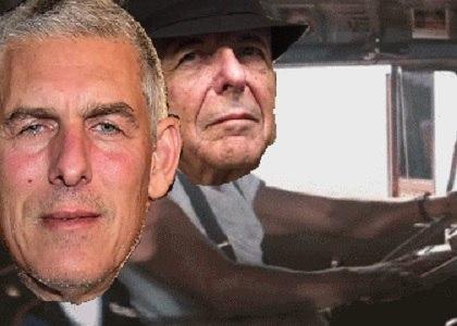Over The Top, Cohen vs. Cohen