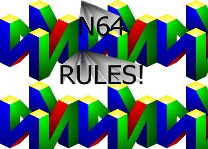 N64 rules!