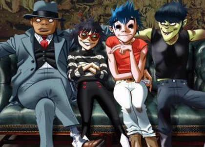 Gorillaz return with new album Humanz featuring collaborations with Rag 'n' Bone Man and Grace Jones