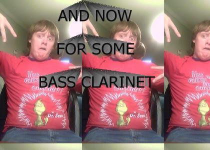 Bass Clarinet Solo