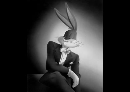 Bugs Bunny is dissapointed