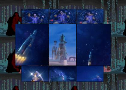 Kylo Ren sings Rocket Man