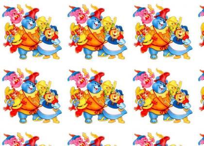 The Gummi Bears