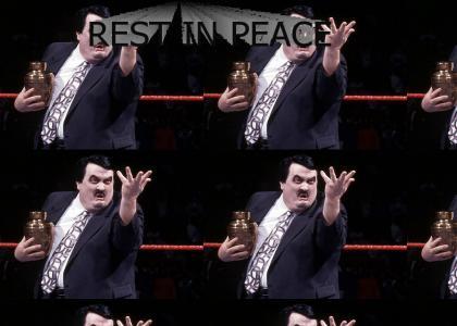 REST IN PEACE PAUL BEARER