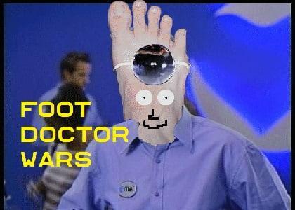 FOOT DOCTOR WARS