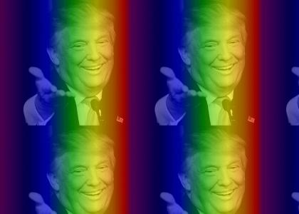 Rainbow Trump