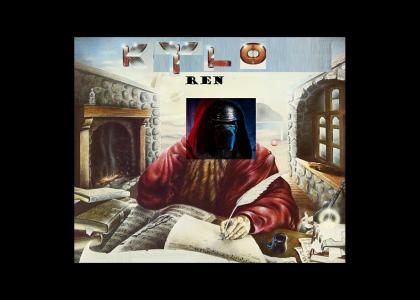 Carry on, Kylo Ren