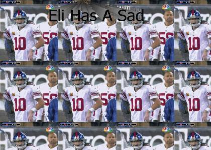 Eli Has a Sad