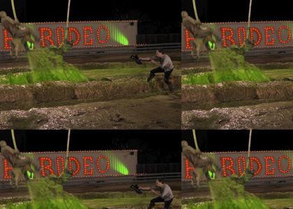 the messy rodeo diarrhea show