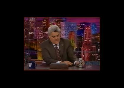 Jay Leno and his Fuel