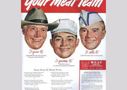 Your meat team