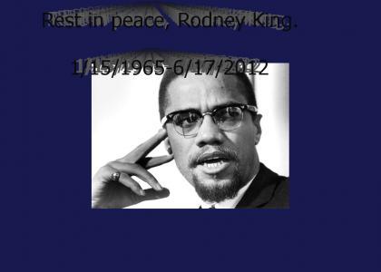 R.I.P. Rodney King