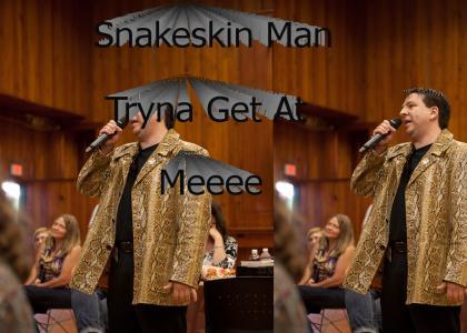 Snakeskin Man