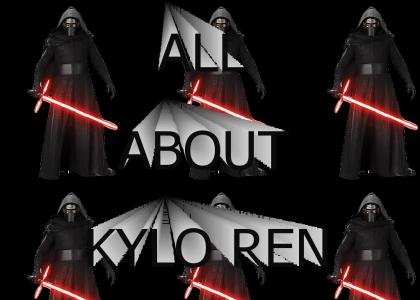 The Last Jedi Trainor Is All About That Kylo Ren