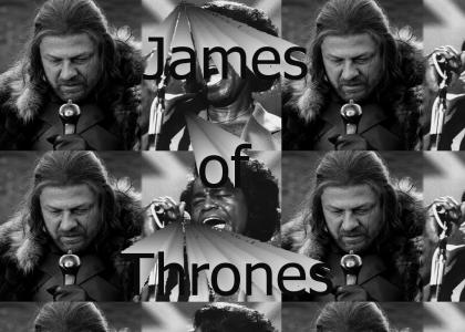 James of Thrones