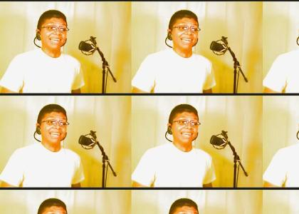 Tay Zonday sings about EVERYTHING