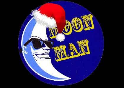 Moon Man decks the halls at YTMND