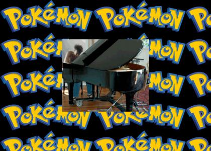 The Pokémon Pianist