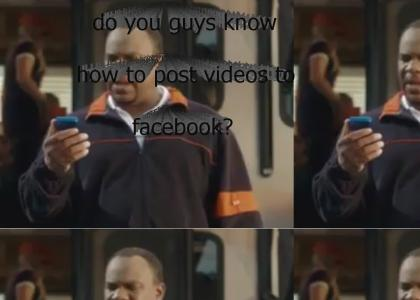 do you guys know how to post videos to facebook?