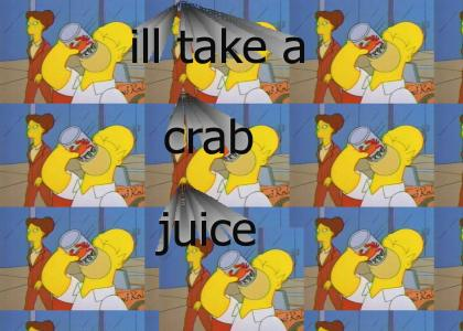 ill take a crab juice