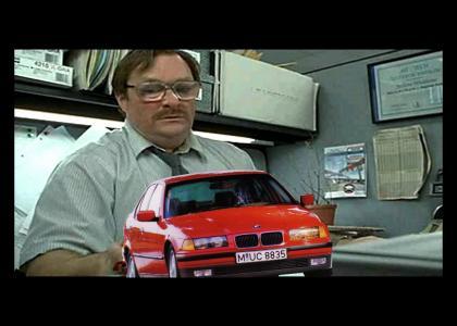 Milton's BMW
