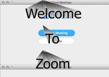 Welcome to Zoom