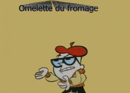 Omelette Du Electro