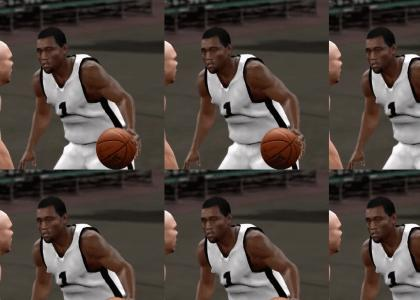 Kanye NBA Ballin