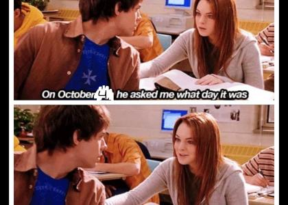 Mean Girls Day Official Real
