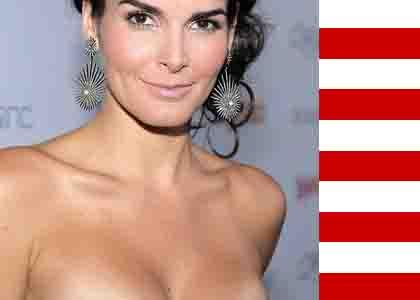 Angie Harmon: Actress, Leader