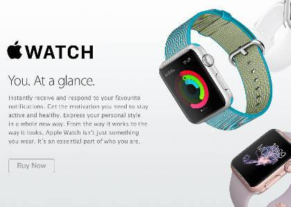 The smartwatch market is doomed by Apple Watch's popularity