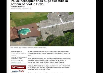 OMG, Secret Nazi Pool!