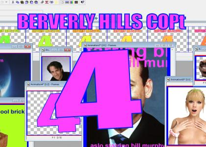 Tim Allen Beverly Hills Cop: Unicorn 4