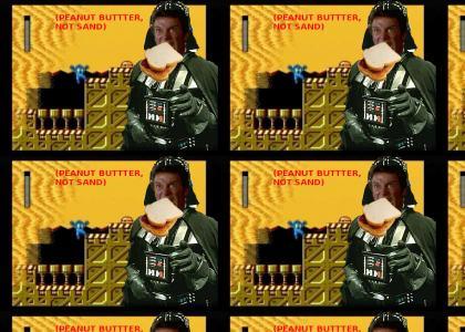 73/86: Peanut Butter Sandwich Man