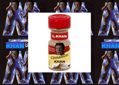 KHANTMND: Cinnamon KHAN