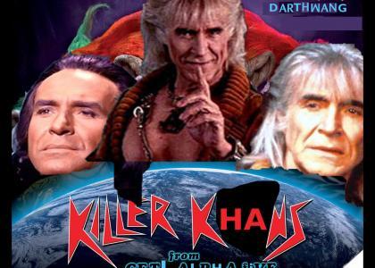 KHANTMND: Killer KHANs from CETI ALPHA FIVE