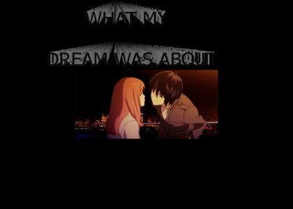 what i dreamnt