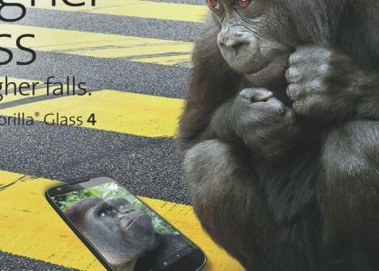 Gorilla™ Glass™ CornBaller™
