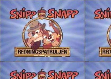 Snipp og Snapp: Redningspatruljen