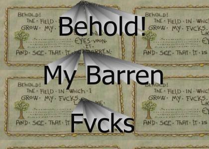 Behold, Medieval Fvcks