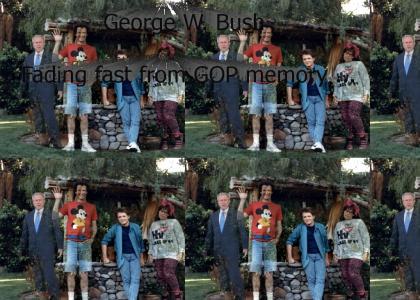 George Bush McFly