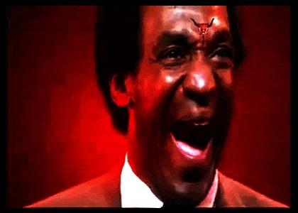 What did Bill Cosby do to you?!